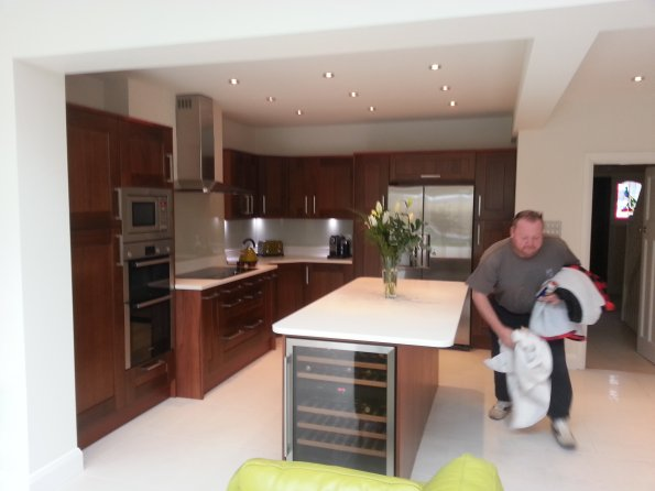 Gallery Interior Works Kitchen Extension Sidcup